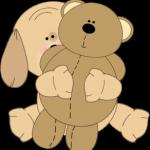 puppy-hugging-teddy-bear-transparent